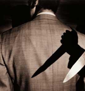Vinod s comment on the leadership freak blog sweet backstabbers