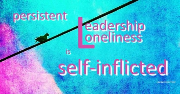leadership loneliness