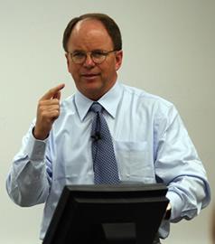 Jim Quigley.Speaking