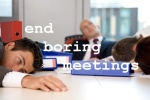 Polite meetings waste time