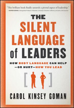 Silent language of leaders