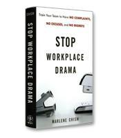 Stop Workplace Drama on Amazon