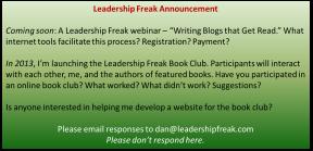 L-Freak Announcement