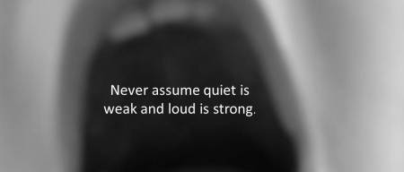 """10 Ways to """"Deal With"""" Quiet People"""