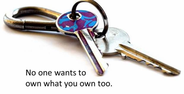 keys to ownership