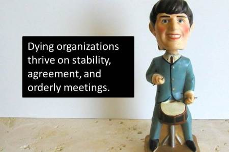 Death to Bobble Head Leaders