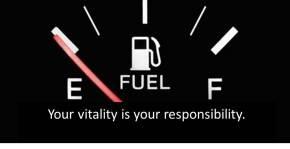 empty gas guage