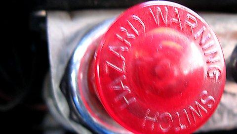 Warning switch