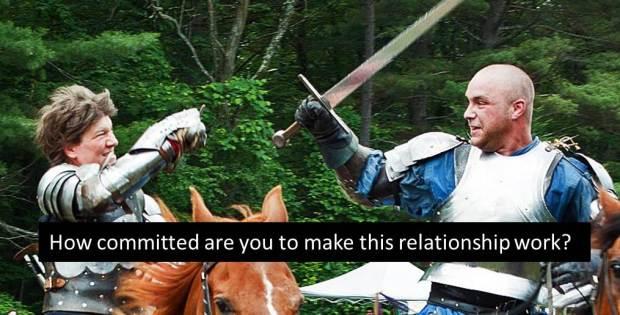interpersonal tensions