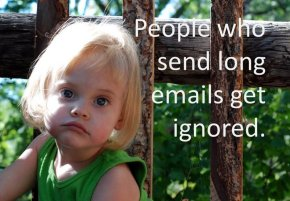 long emails