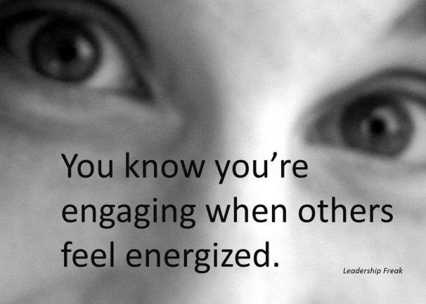 energized eyes