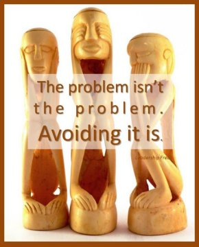 avoiding problems