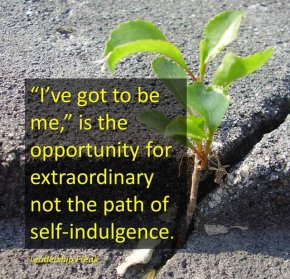 the path toward extraordinary