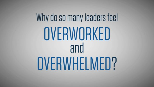 How to Rise Above Overworked and Overwhelmed