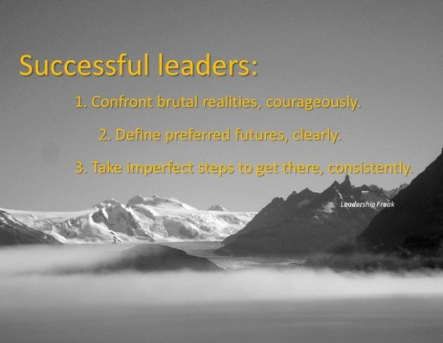 successful leaders