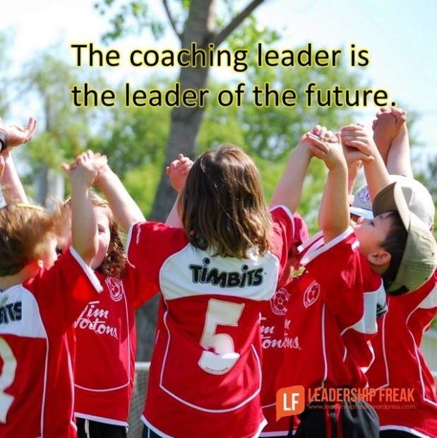 coaching leader