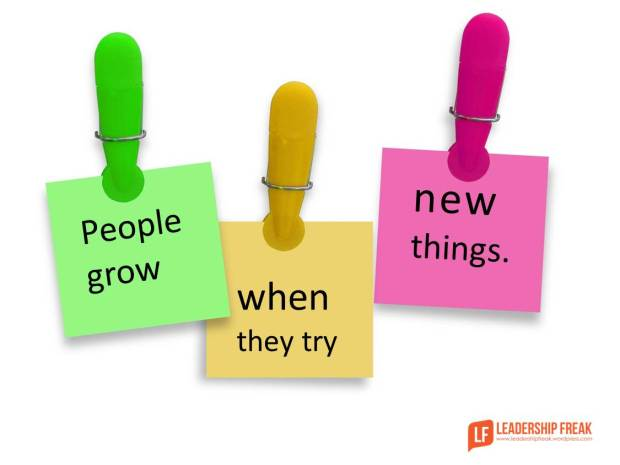 people grow