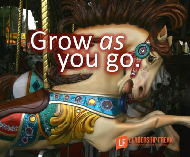 grow as you go