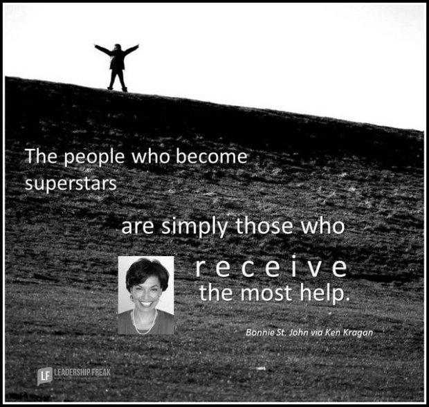 the people who become superstars