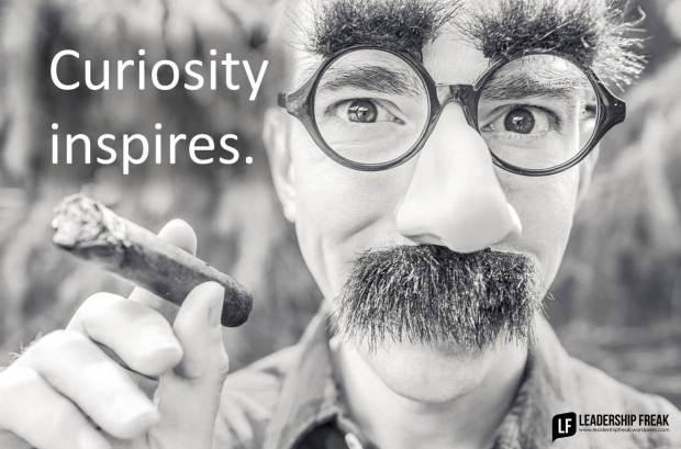 curiosity inspires