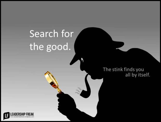search for the good