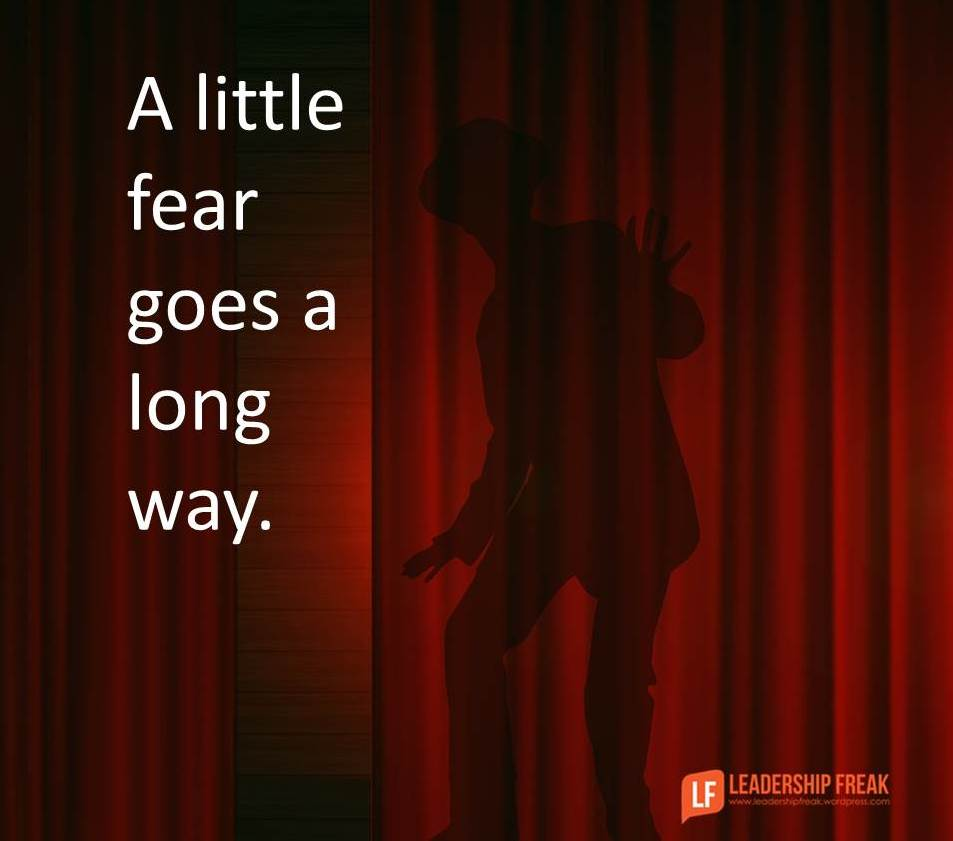 The Real Truth About Fear Leadership Freak