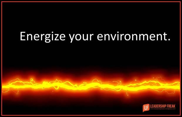 energize your environement