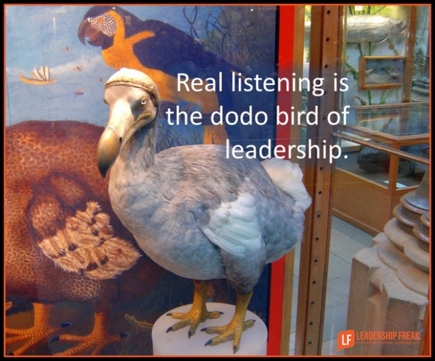 real listening the dodo bird of leadership.png