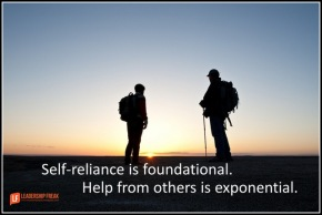 self-reliance is foundational. help from others is exponential.png