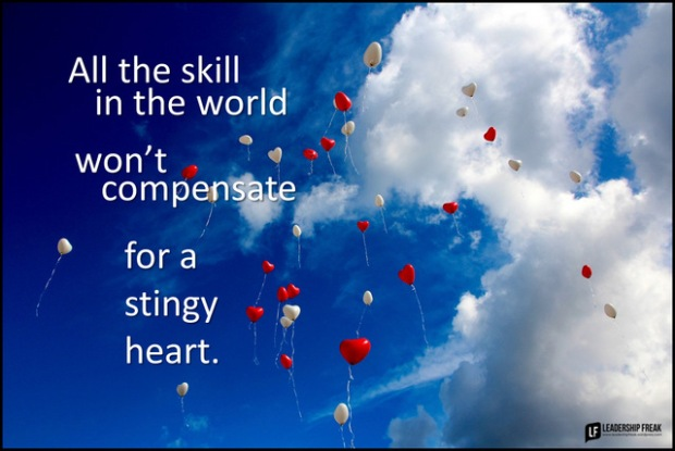 all the skill in the world won't compensate for a stingy heart.png
