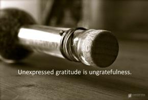unexpressed gratitude is ungratefulness.png