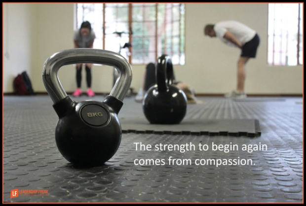 the strength to begin again comes from compassion.png