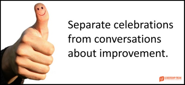 separate celebrate from conversations about improvement.png
