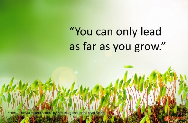 you can lead only as far as you grow.png