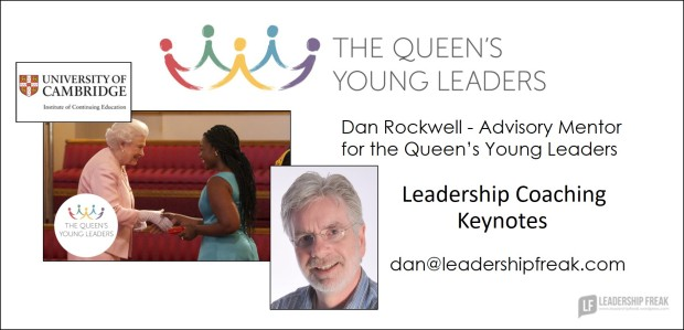 Queens Young Leaders - Cambridge University