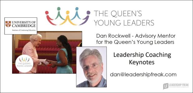 Queens Young Leaders - Cambridge University