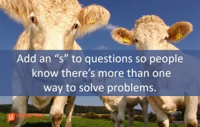 add-an-s-to-questions-so-people-know-there-is-more-than-one-way-to-solve-problems