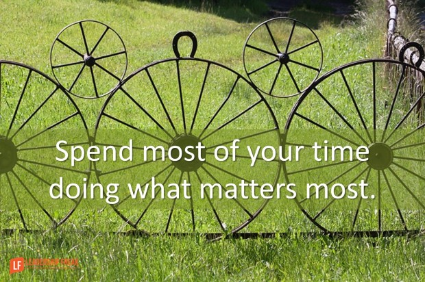 spend-most-of-your-time-doing-what-matters-most