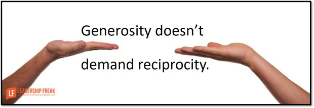 generosity-doesnt-demand-reciprocity