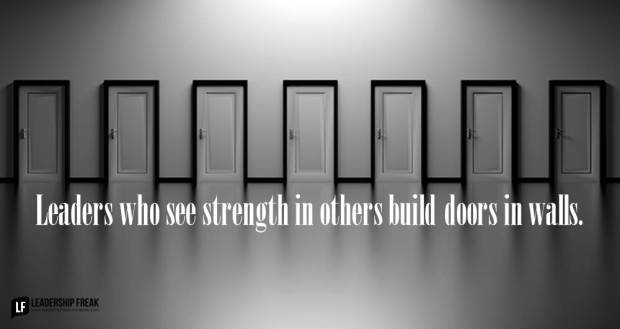 leaders-who-see-strength-in-others-build-doors-in-walls
