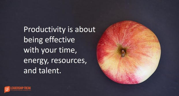 productivity-is-about-being-effective-with-your-time-energy-resources-and-talent