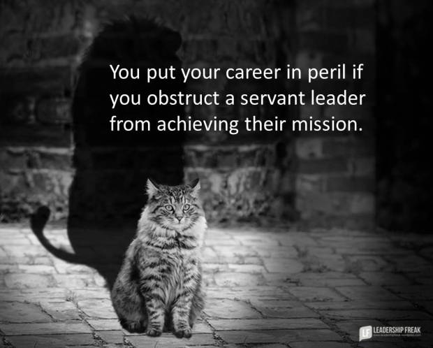 you-put-your-career-in-peril-if-you-obstruct-a-servant-leader-from-achieving-their-mission