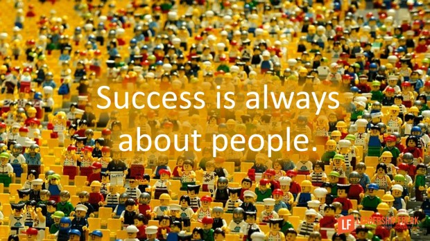 success-is-always-about-people
