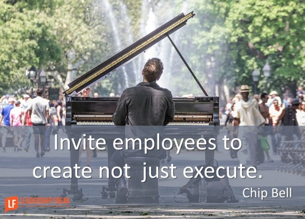 invite-employees-to-create-not-just-execute