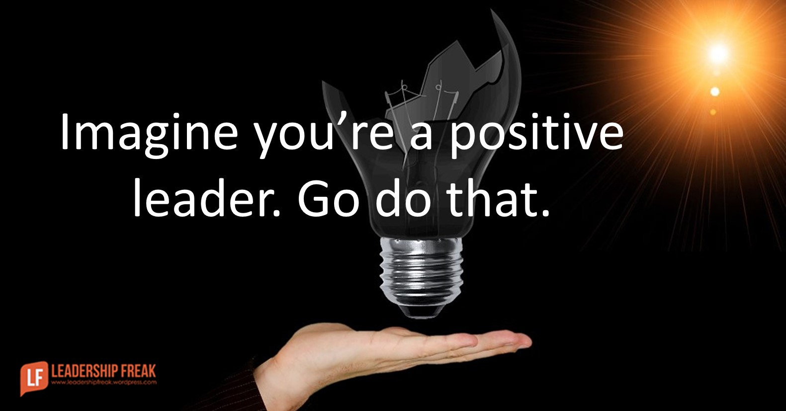 How to become positive