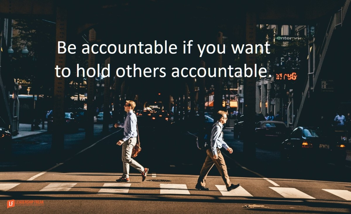 How Do You Design Home For Someone With >> Accountability as an Energy-Giving Experience | Leadership Freak