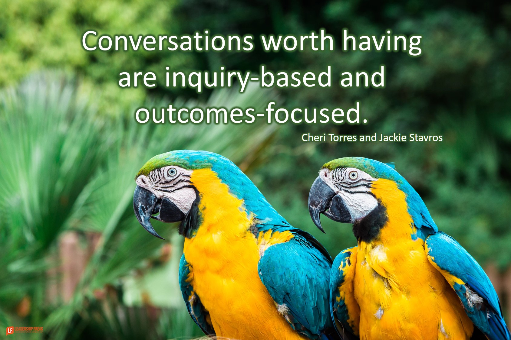 Two Practices to Foster Conversations Worth Having