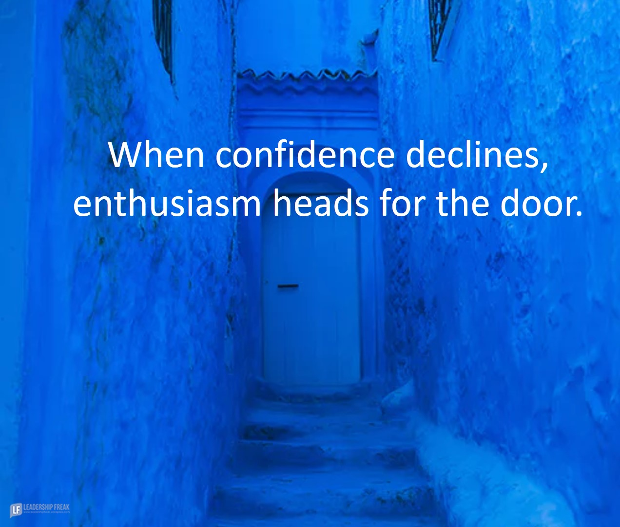 How to Build Enthusiasm in a Half-Hearted World