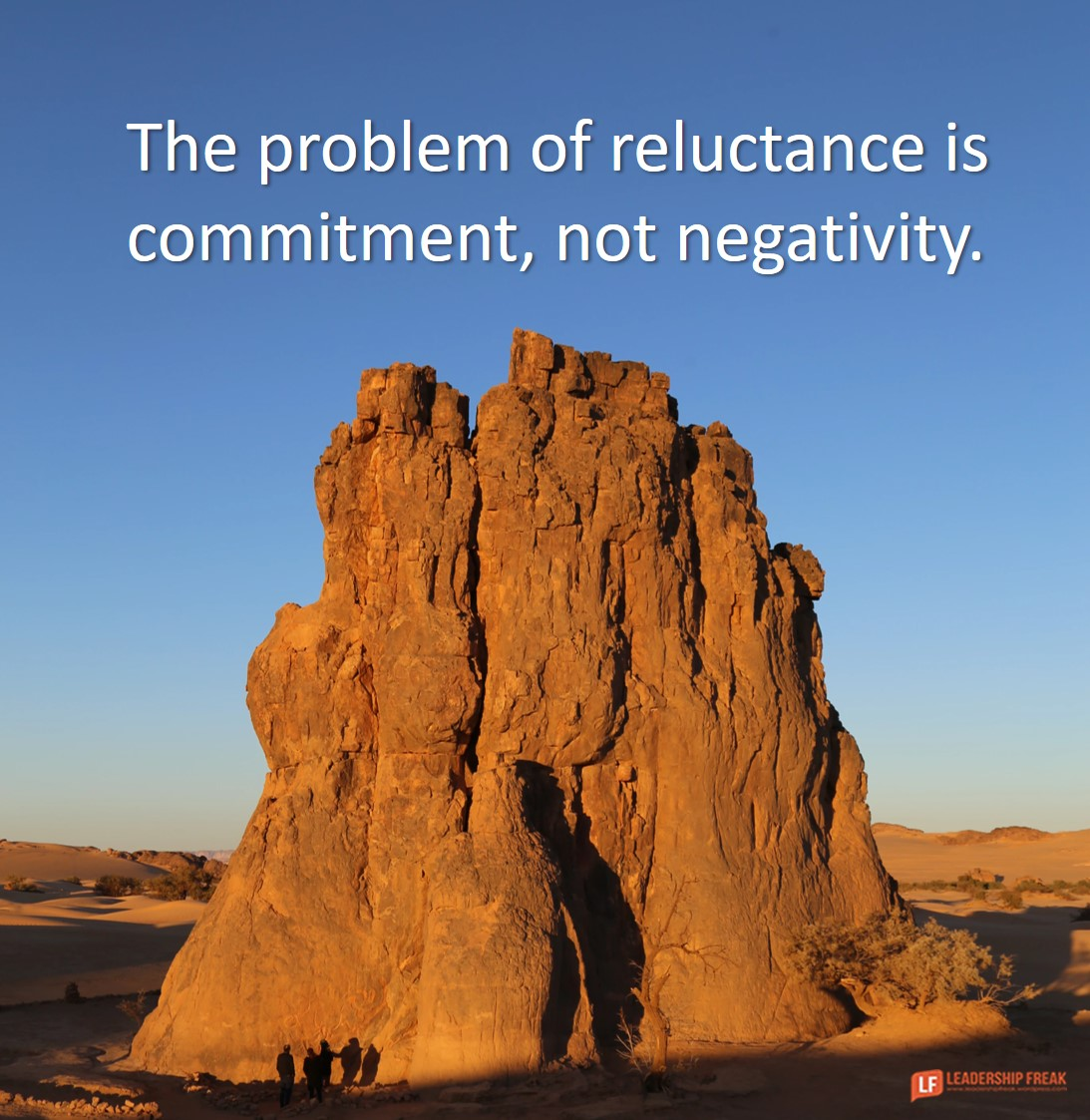 10 Ways to Help Reluctant People Make Commitments