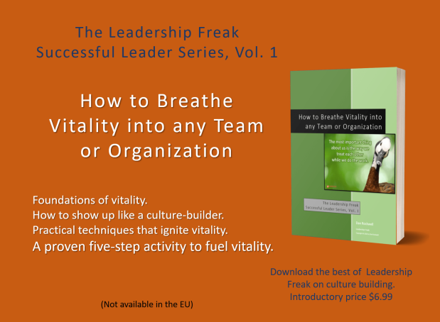 Banner Leadership Freak Successful Leadership Series Vol 1